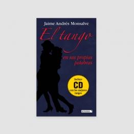 Portada Libro El tango en sus propias palabras