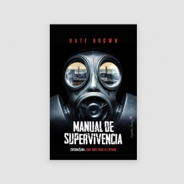 Portada Libro Manuel de supervivencia
