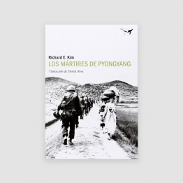 Portada Libro Los mártires de Pyongyang