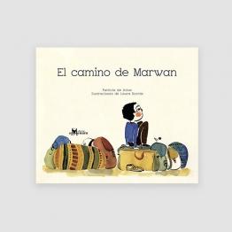 Portada Libro El camino de Marwan