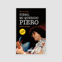 Portada Libro Piero, mi querido Piero