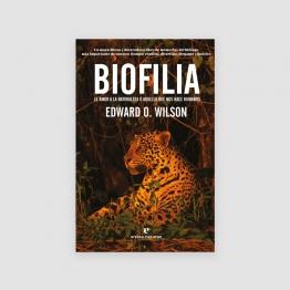 Portada Libro Biofilia