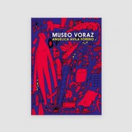 Portada Libro Museo Voraz