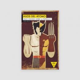 Portada Libro Hijos del átomo