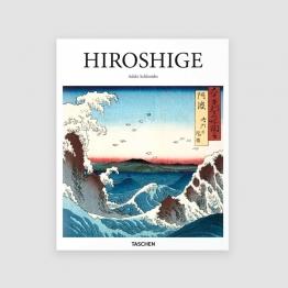 Portada Libro Hiroshige