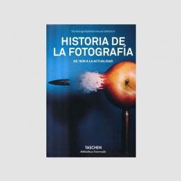 Portada Libro Historia de la fotografía
