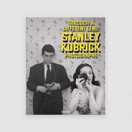 Portada Libro Through A Different Lens: Stanley Kubrick Photographs