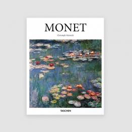 Portada Libro Monet