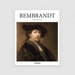 Portada Libro Rembrandt