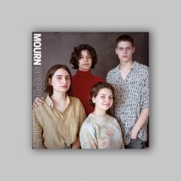 Mourn - Sorpresa Familia - Album cover