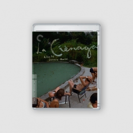 La Ciénaga - Blu Ray Cover