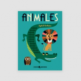 Portada Libro Animales