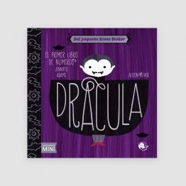 Portada Libro Drácula: el primer libro de números