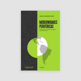 Portada Libro Modernidades periféricas