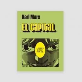 Portada Libro El capital