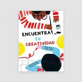 Portada Libro Encuentra tu creatividad