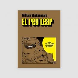 Portada Libro El Rey Lear