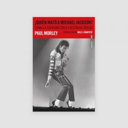 Portada Libro ¿Quién mató a Michael Jackson?