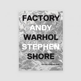 Portada Libro Factory: Andy Warhol