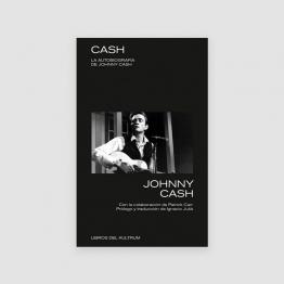 Portada Libro Cash: la autobiografía de Johnny Cash