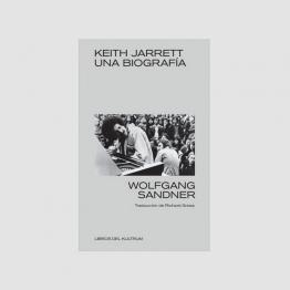 Portada Libro Keith Jarrett: Una biografía