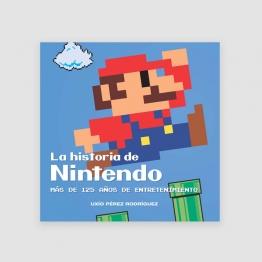 Portada Libro La historia de Nintendo