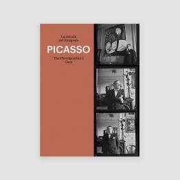 Portada Libro Picasso, la mirada del fotógrafo/The Photographer's Gaze