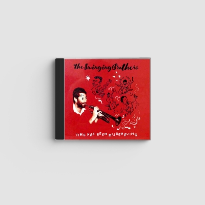 portada cd Time Has Been Misbehaving
