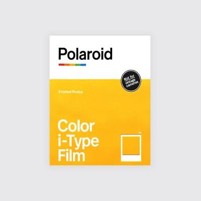 Portada Polaroid Color i-Type Film