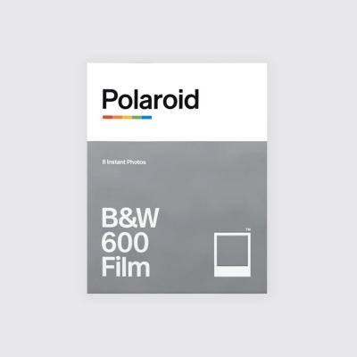 Portada Polaroid B&W 600 Film