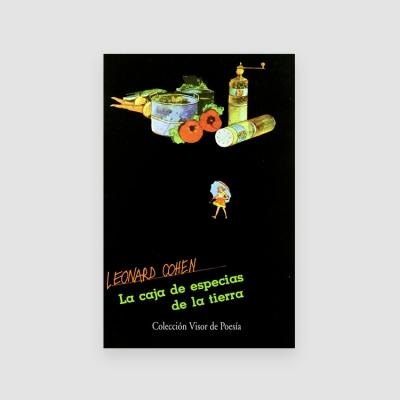 Portada Libro La caja de especias de la tierra