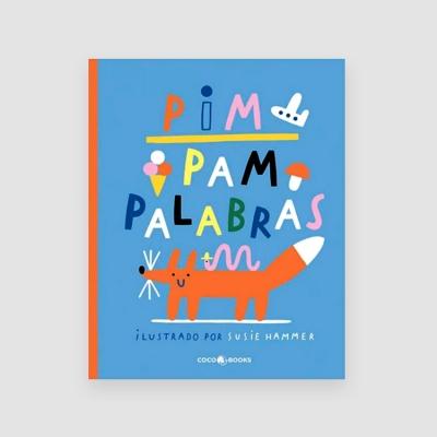 Portada Libro Pim pam palabras