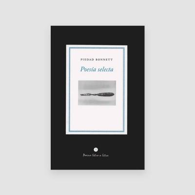 Portada Libro Poesía selecta