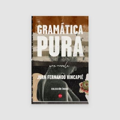Portada libro Gramática pura Segunda edición