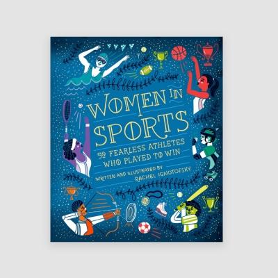 Portada libro - Women in sports