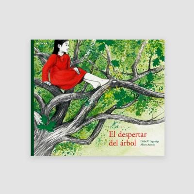 Portada libro - El despertar del árbol