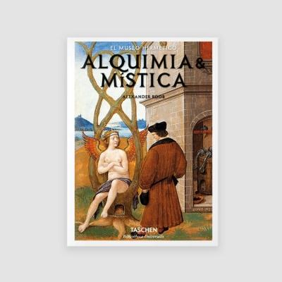 Portada Libro Alquimia y mística