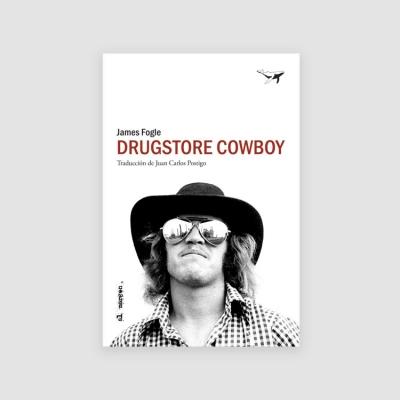 Portada Libro Drugstore Cowboy