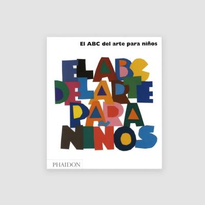 Portada Libro El ABC del Arte para Niños