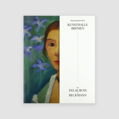 Portada Libro Obras maestras de la Kunsthalle Bremen: De Delacroix a Beckmann