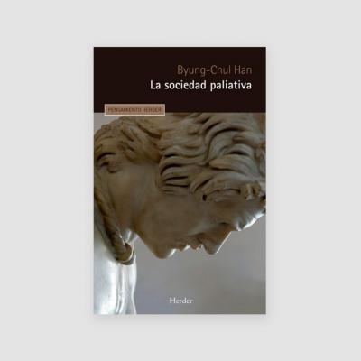 Portada Libro La sociedad paliativa