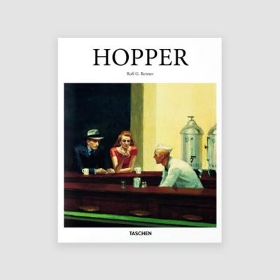Portada Libro Hopper
