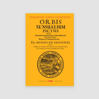 Portada Libro Orbis sensualium pictus