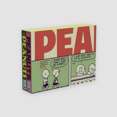 The Complete Peanuts 1950-1954: Vols. 1 & 2