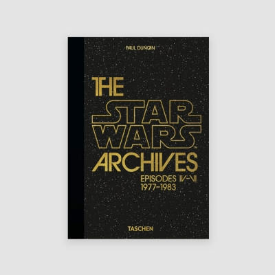 Portada Libro The Star Wars Archives. 1977–1983