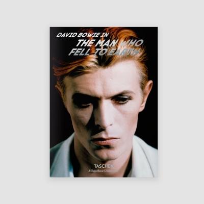 Portada Libro The Man Who Fell To Earth