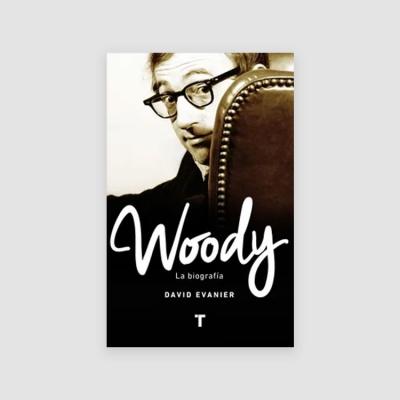Portada Libro Woody, la biografía