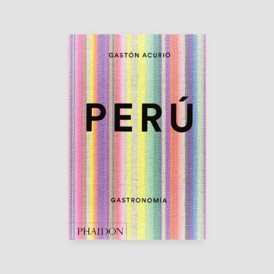 Portada Libro Perú: Gastronomía