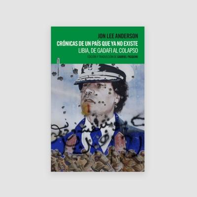 Portada Libro/Crónicas de un país que ya no existe