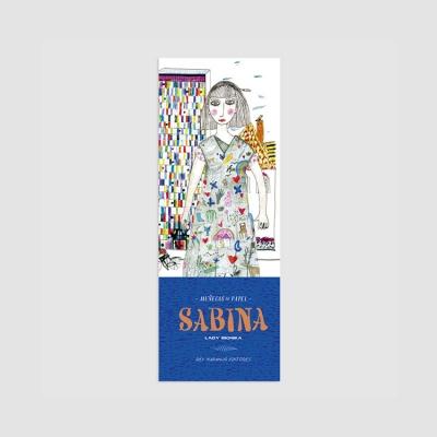 Portada Libro Sabina